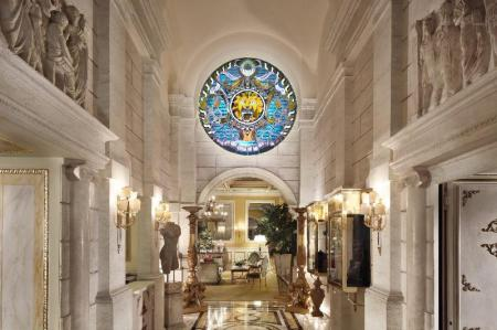 Lobby Hotel Splendide Royal - Small Luxury Hotels of the World