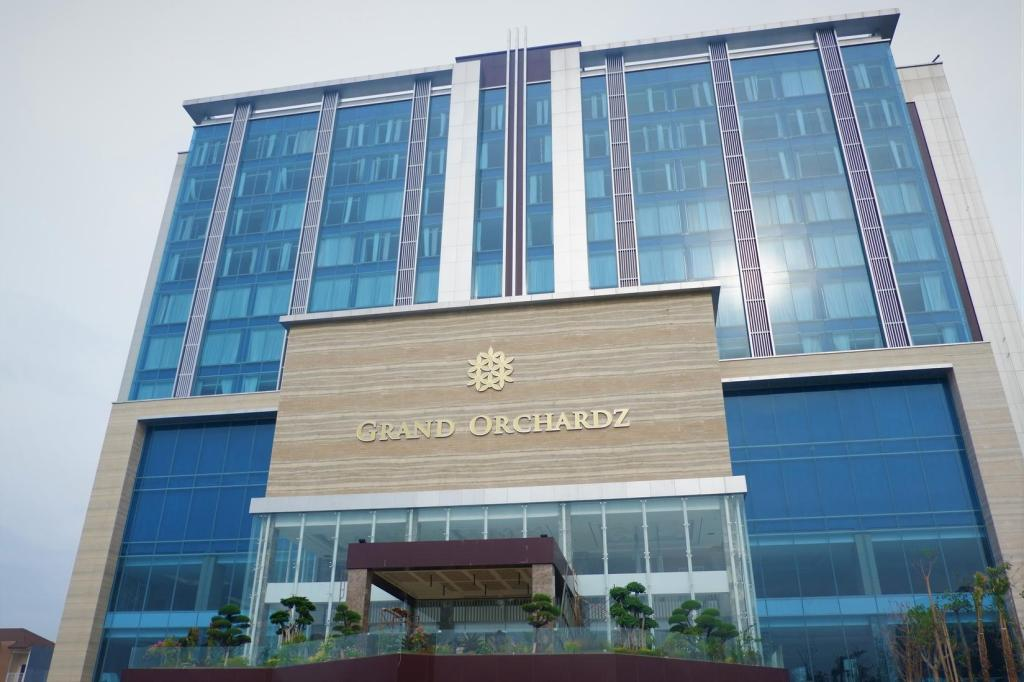 More about Grand Orchardz Hotel Kemayoran