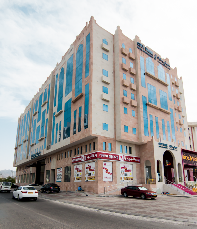 City Park Apartments: CITY PARK HOTEL APARTMENTS In Muscat