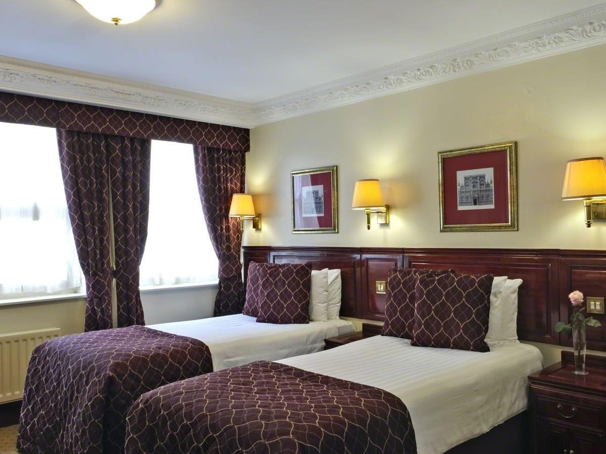 Executive Zimmer mit 2 Betten (Twin Executive Room)