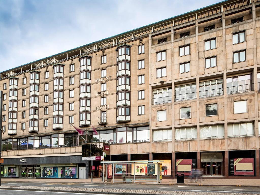 Hotel Mercure Edinburgh City Princes