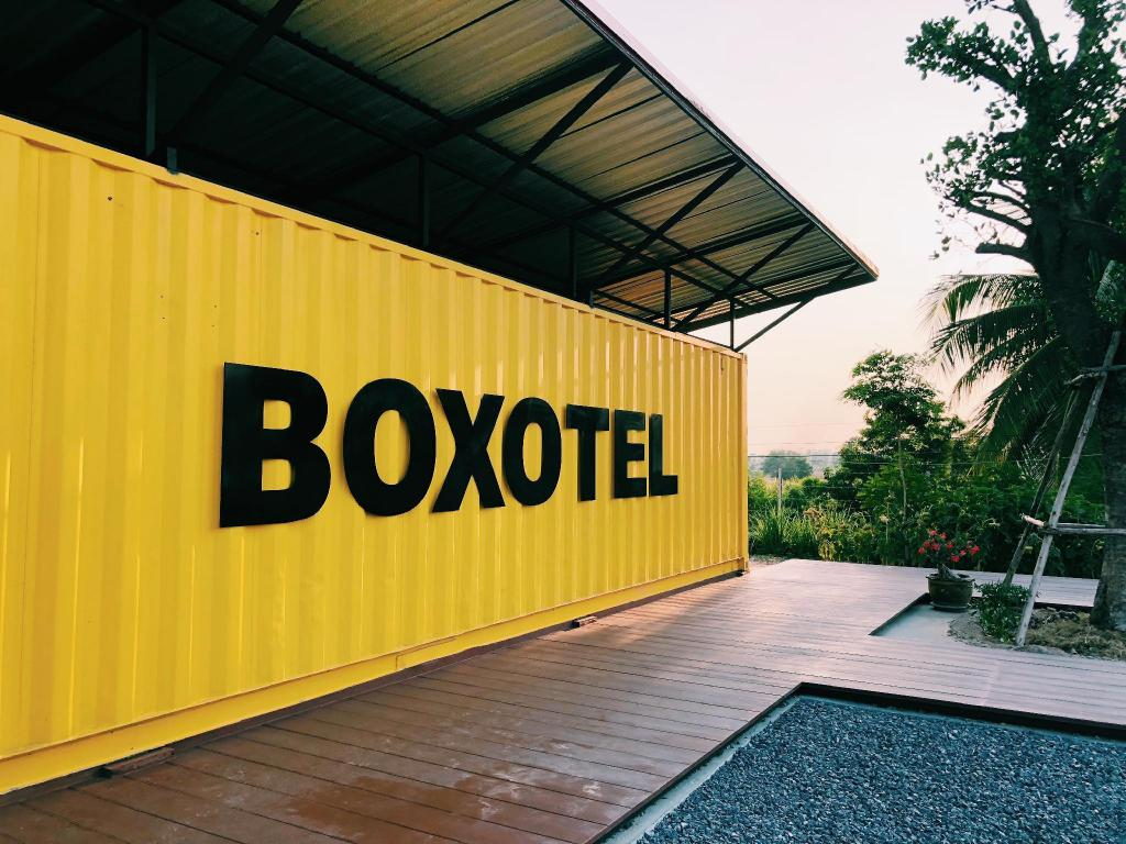 More about Boxotel