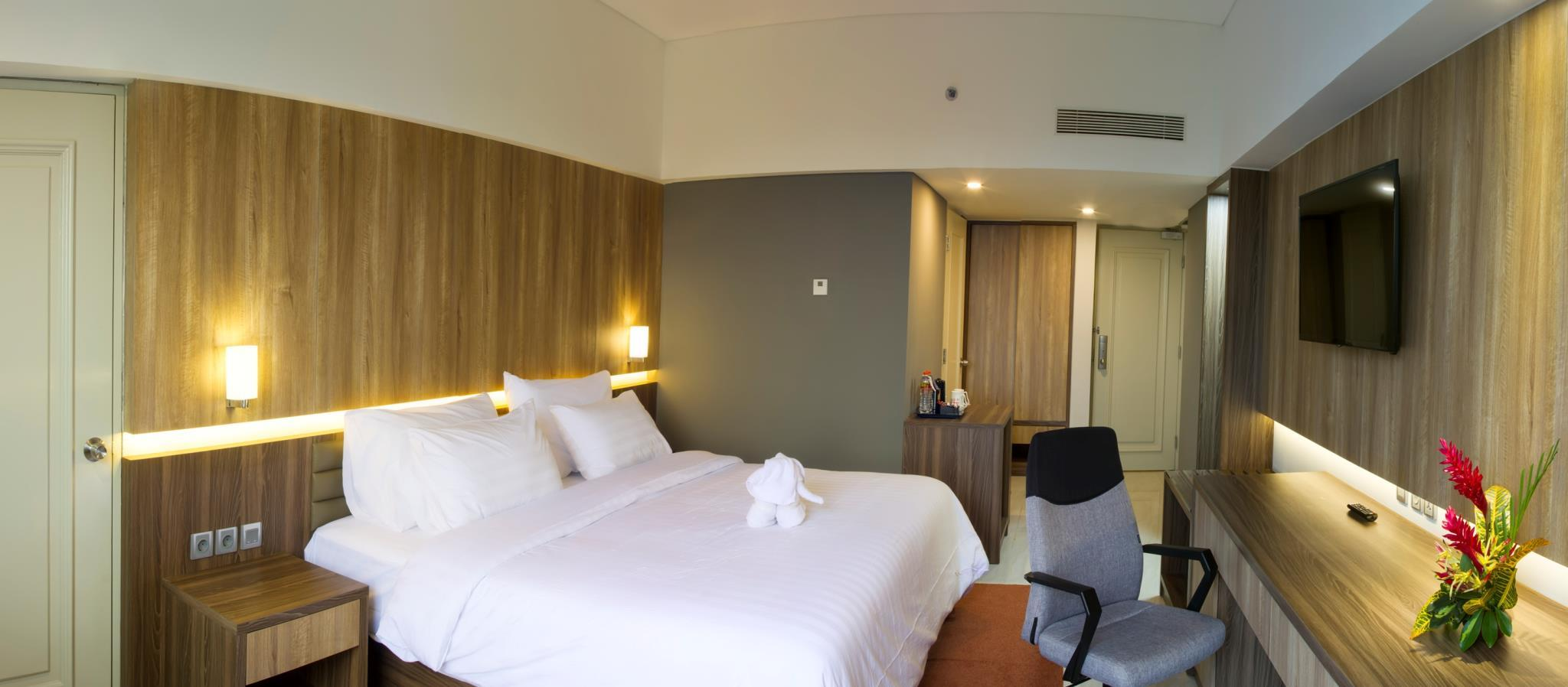 Horison ultima bandung hotel indonesia mulai dari rp for Dekor kamar hotel di bandung