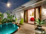 ROMANTIC 1BR Private Pool Villa
