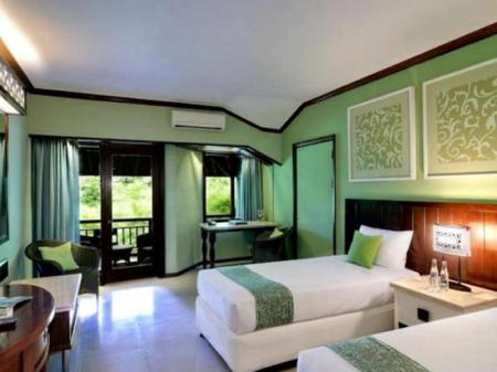 Camera Superior - Letto Bali Garden Beach Resort