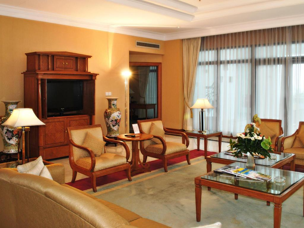 Interior view Prama Grand Preanger Hotel