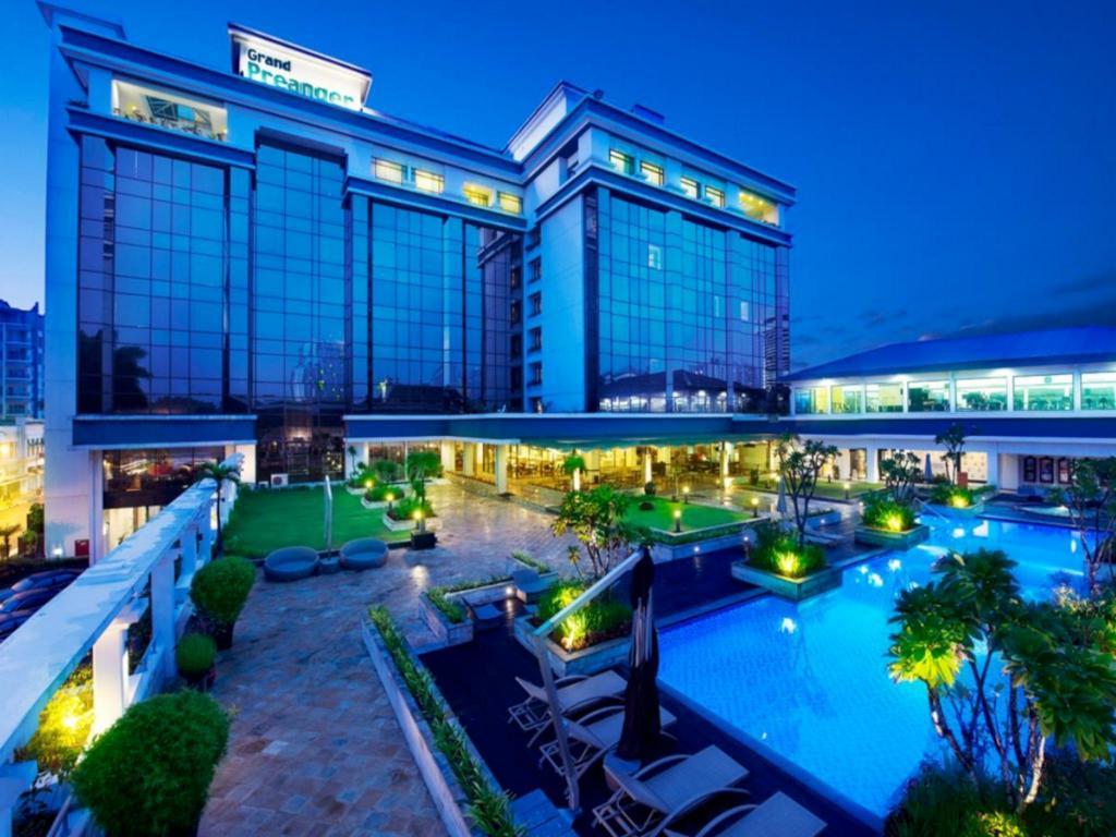 Grand Hotel Preanger, Bandung - Booking Deals, Photos & Reviews