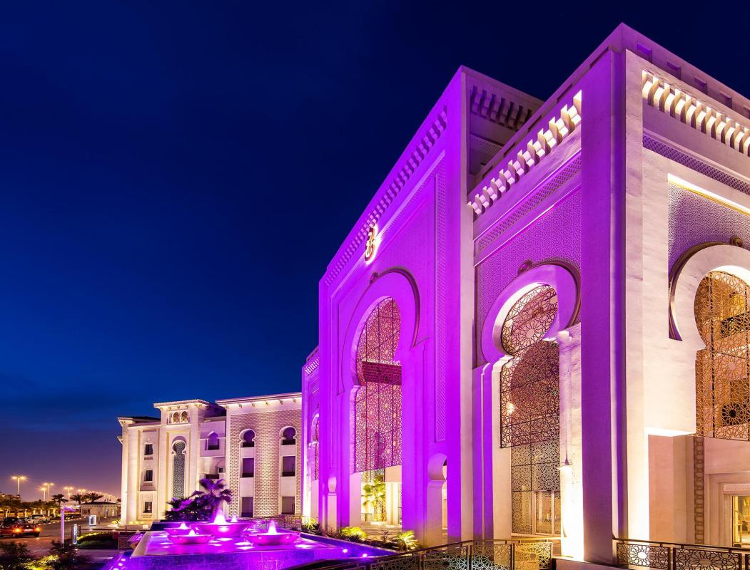 Ezdan Palace Hotel in Doha - Room Deals, Photos & Reviews