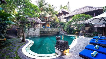 Kori Ubud Resort & Spa