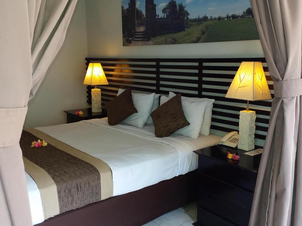 Deluxe Double or Twin Room - Bed
