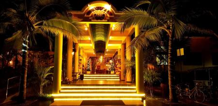 Lobby The Orchid Beach Resort at VIP Resort