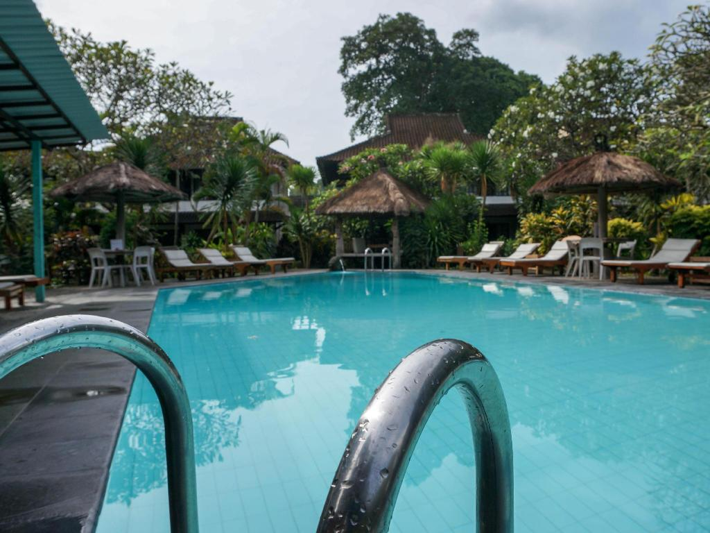 Swimming pool [outdoor] Puri Kelapa Garden Cottages
