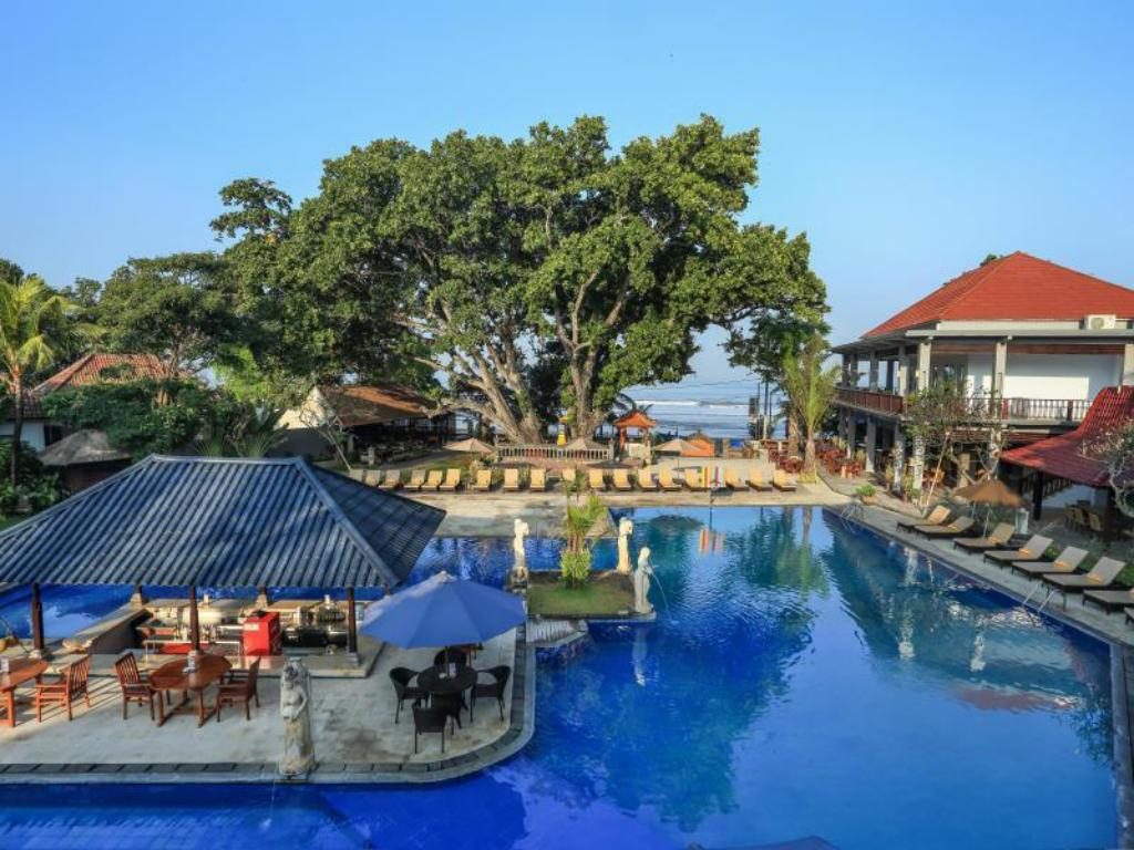 Best price on puri saron seminyak hotel villas in bali for Cheap hotels in bali