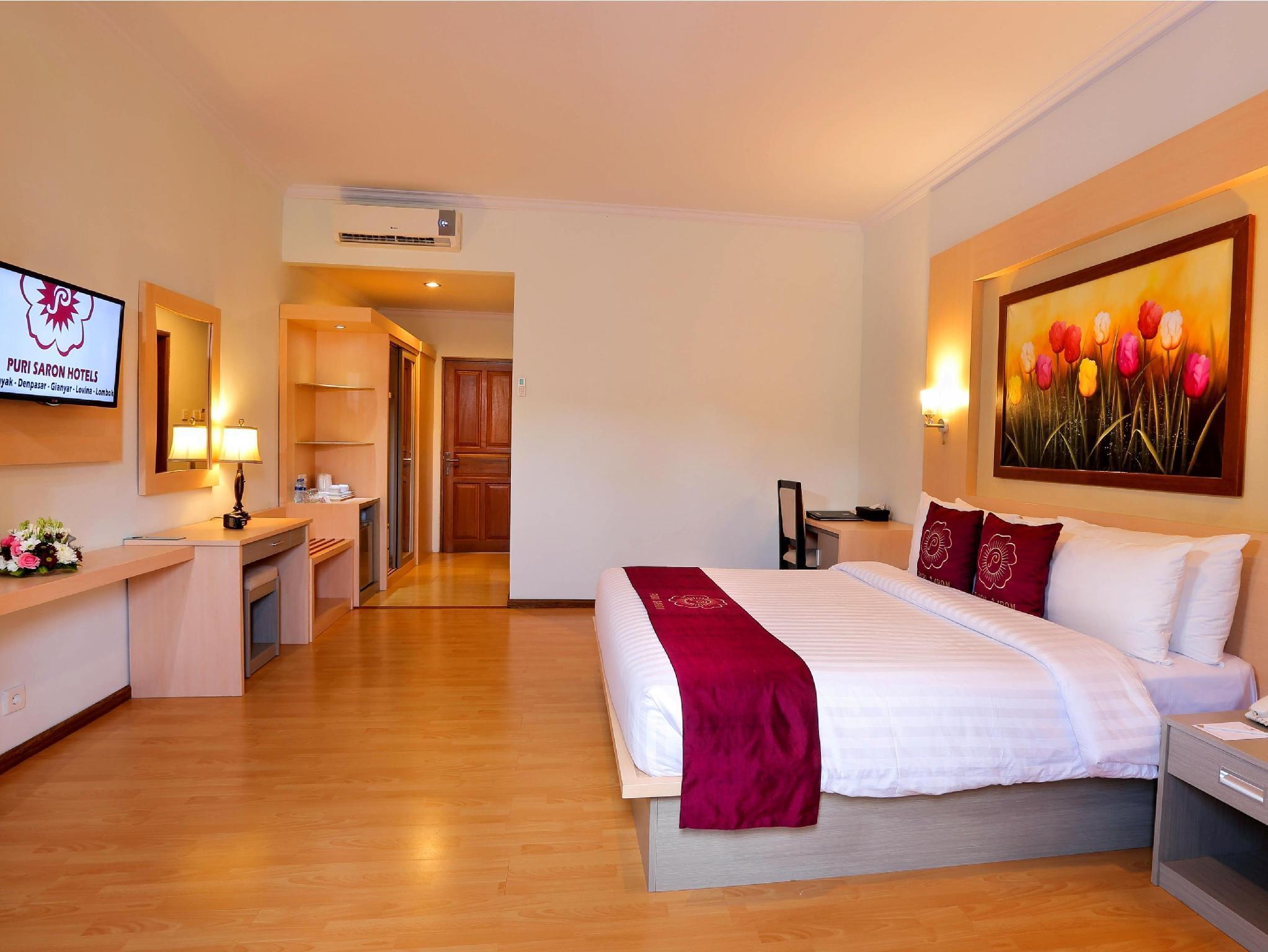Puri Saron Seminyak Hotel Amp Villas In Bali Room Deals