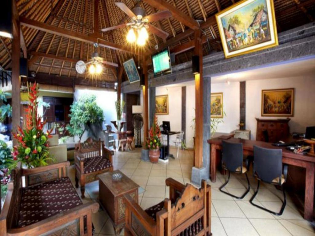 Interior view Putu Bali Villa And Spa Hotel