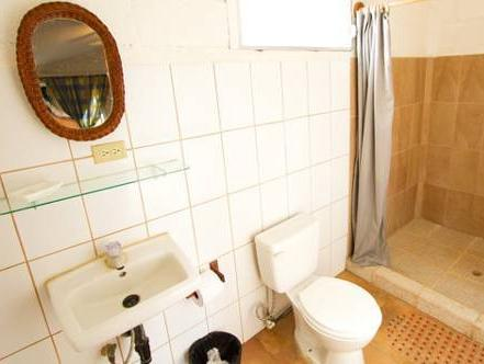 Dubbelrum med privat badrum (Double Room with Private Bathroom)
