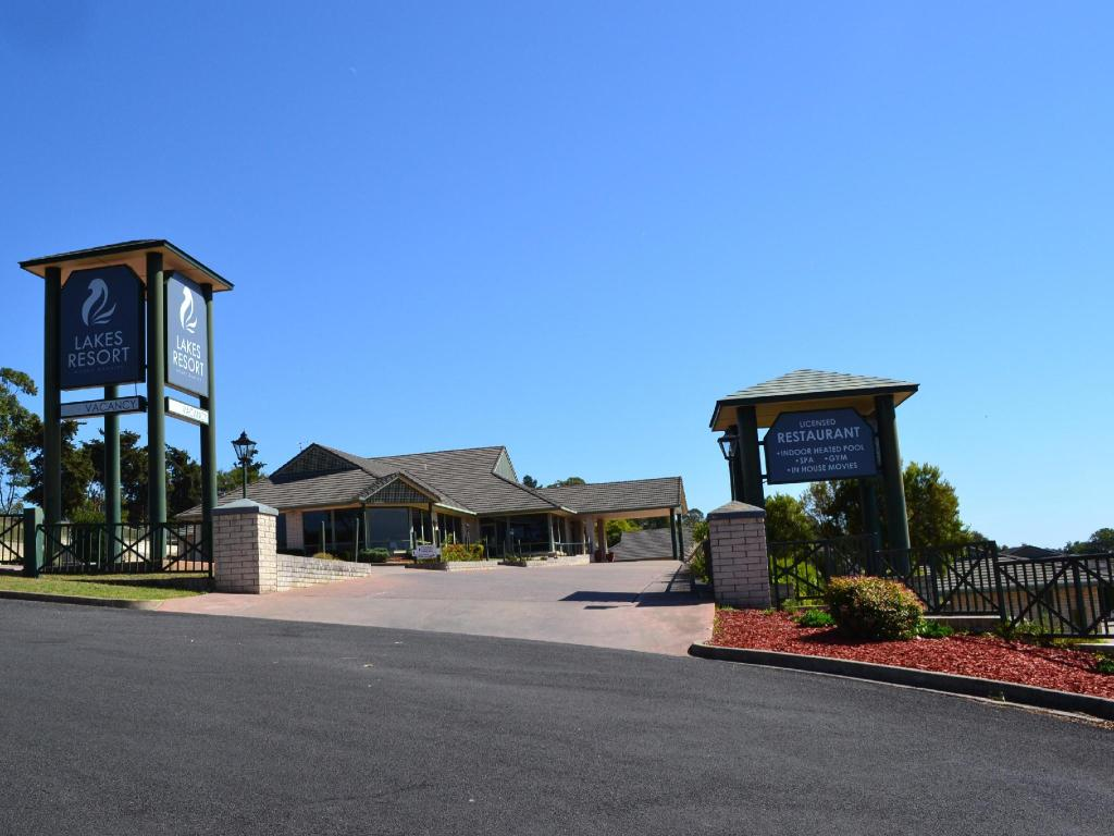 More about Lakes Resort Mount Gambier
