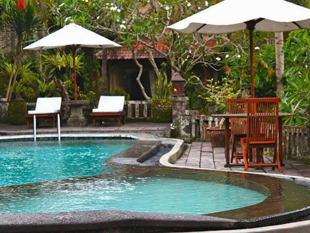 Pool Sakti Resort Ubud