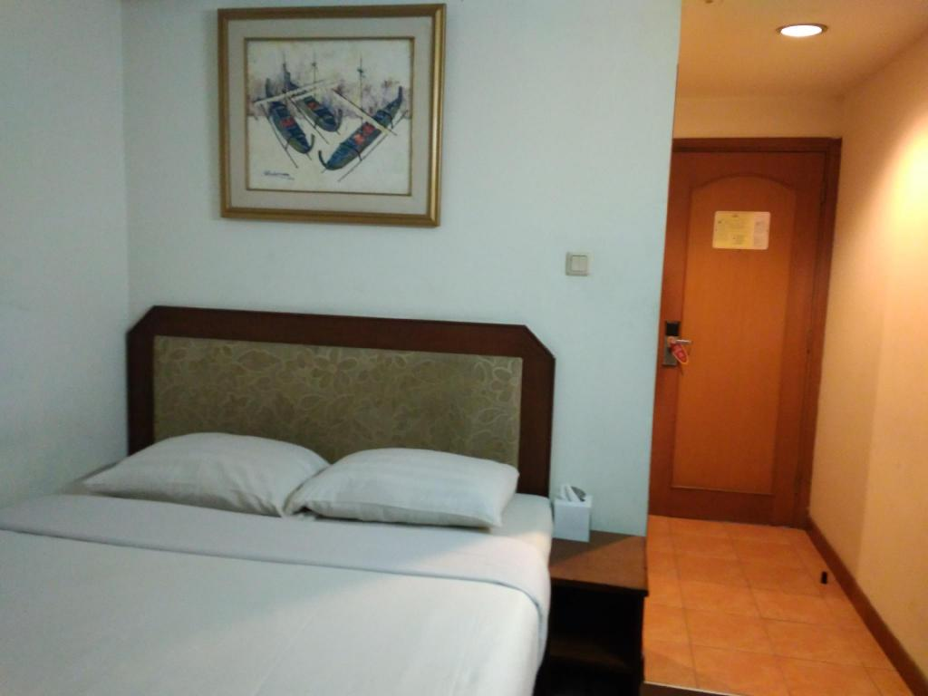 Backpacker Wing - Bed Grand Pasundan Convention Hotel