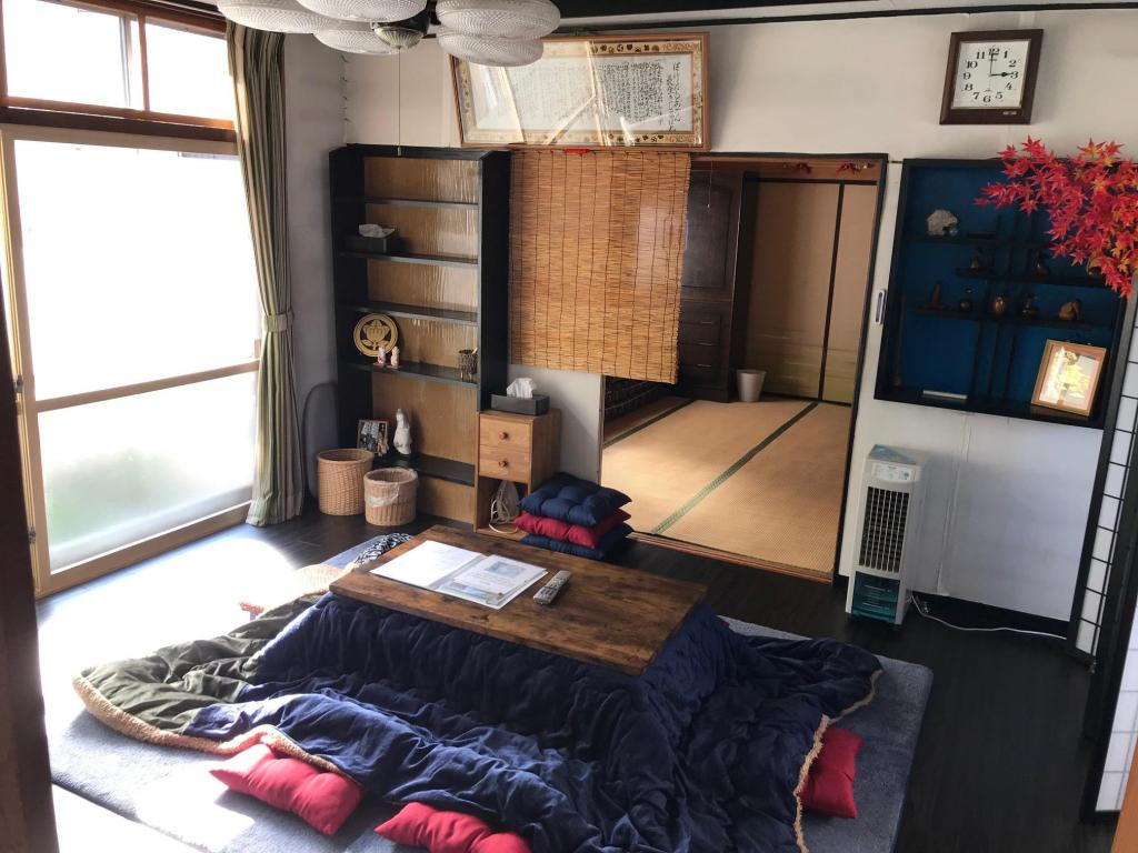Traditional Japanese style house Entire house (Sapporo ...