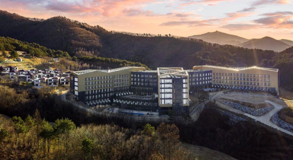 Pyeongchang Ramada Hotel Suite Pyeongchang Gun Sista Minuten