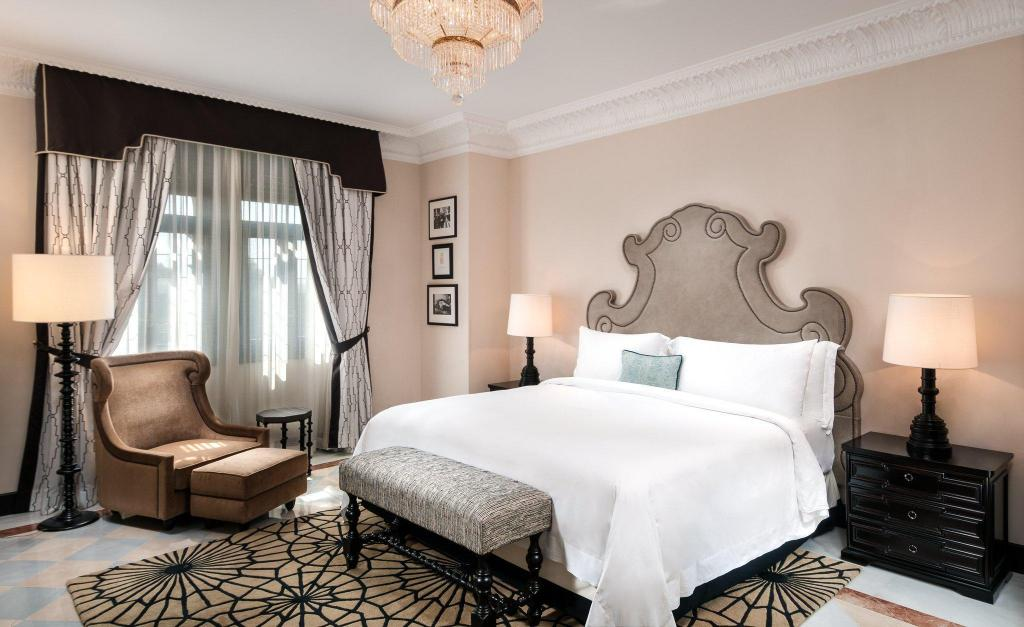 Deluxe King Or Twin Room - Guestroom Hotel Alfonso XIII, a Luxury Collection Hotel, Seville