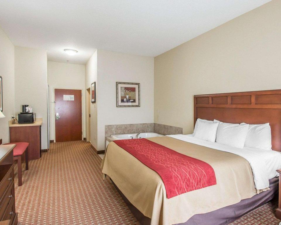 1 King Bed, No Smoking, Accessible Room - Suite room