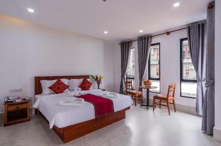 Deluxe Double - Bed Angkor City View Hotel
