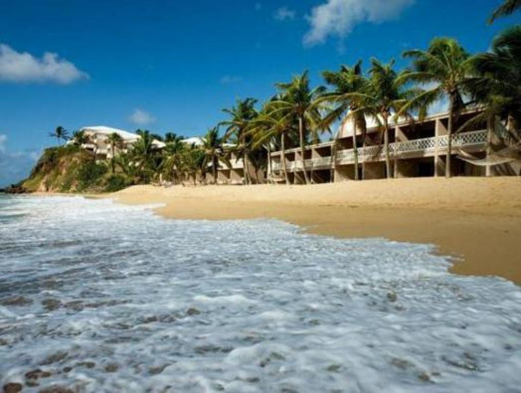 ชายหาด Curtain Bluff - All Inclusive
