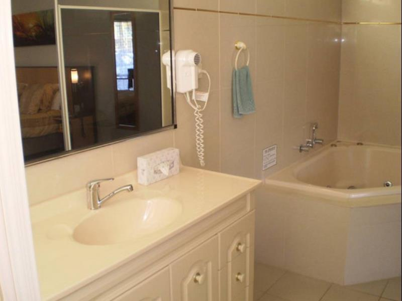 Executive Svit med spabad (Executive Suite with Spa Bath)