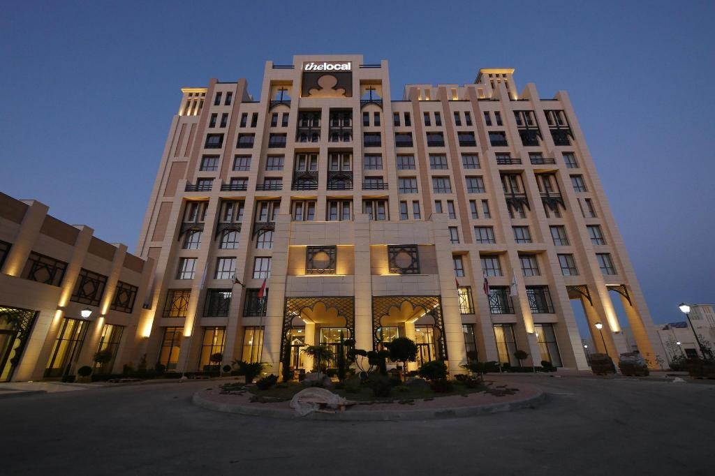 More about Thelocal Hotels Grozny