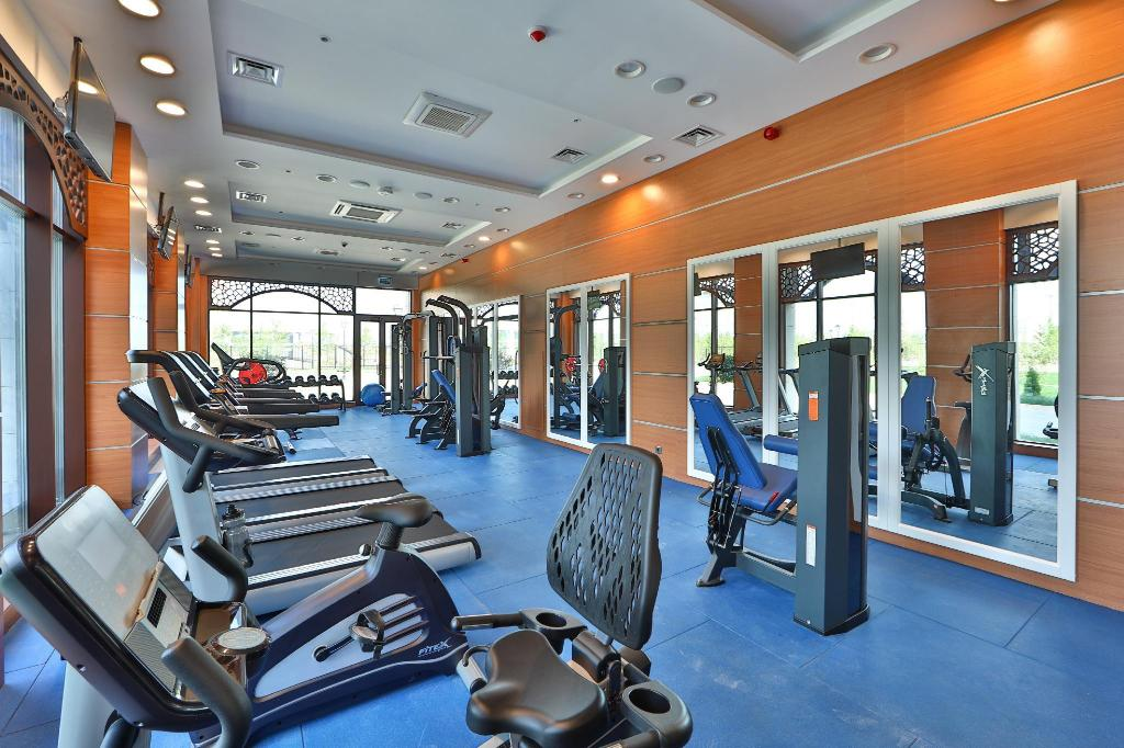 Fitness center Thelocal Hotels Grozny