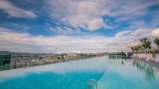 Infinity seaview pool 2BR apartment Kota Kinabalu