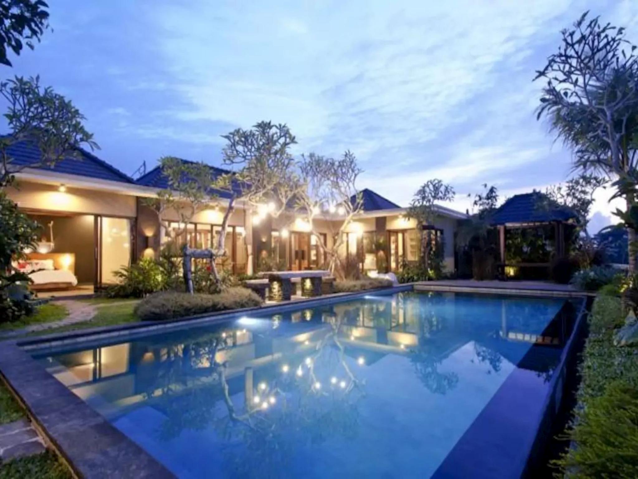 3 Bedroom Villa Virgin Ubud Entire Villa Bali Deals Photos Reviews