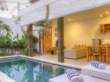 2 BDR Villa Canish With Private Pool at Seminyak