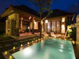 One bdr Romantic Villas in Umalas