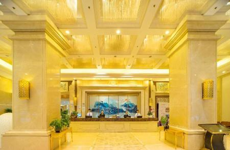 Lobby Guangzhou Nuomo International Hotel