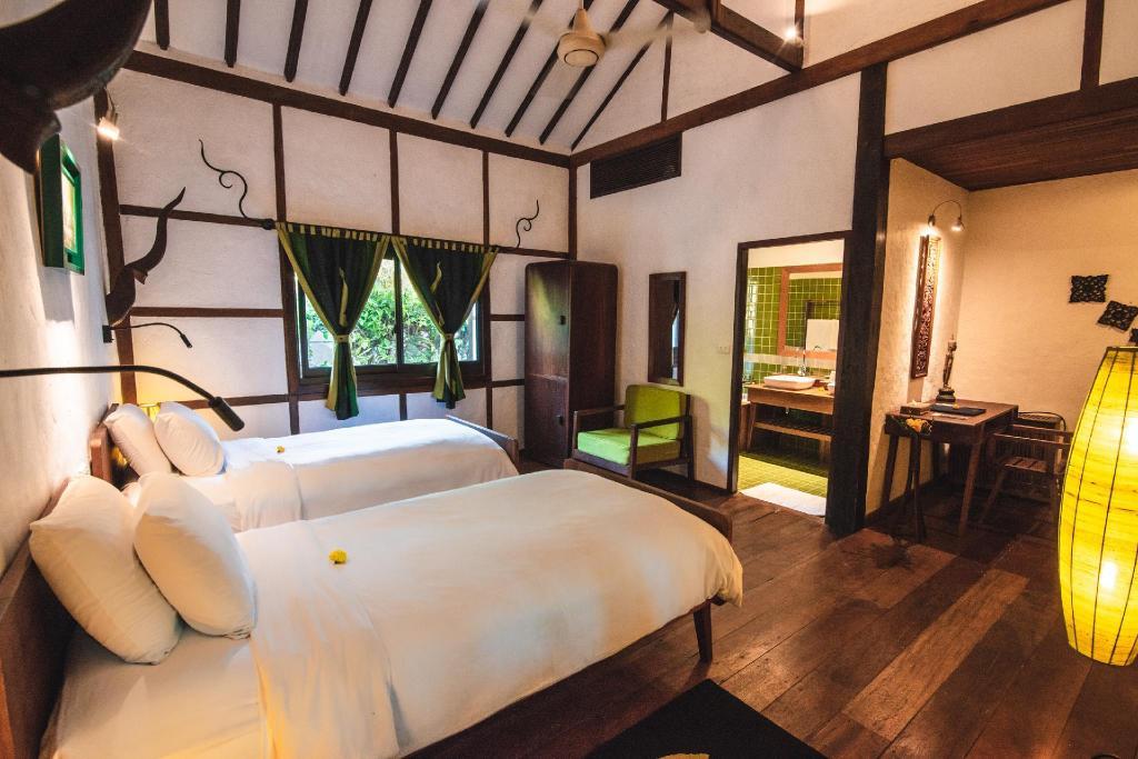 Muang La Lodge Resort villa - Deals, Photos & Reviews