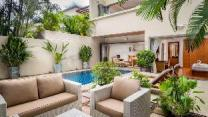 Modern 2 BDR Private Pool Villa @ Bangtao