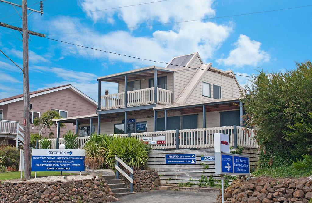 بيست ويسترن جريت أوشن رود موتور إن (Best Western Great Ocean Road Motor Inn)
