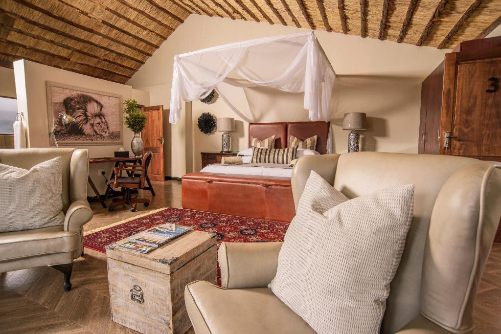 Суит Becks Safari Lodge