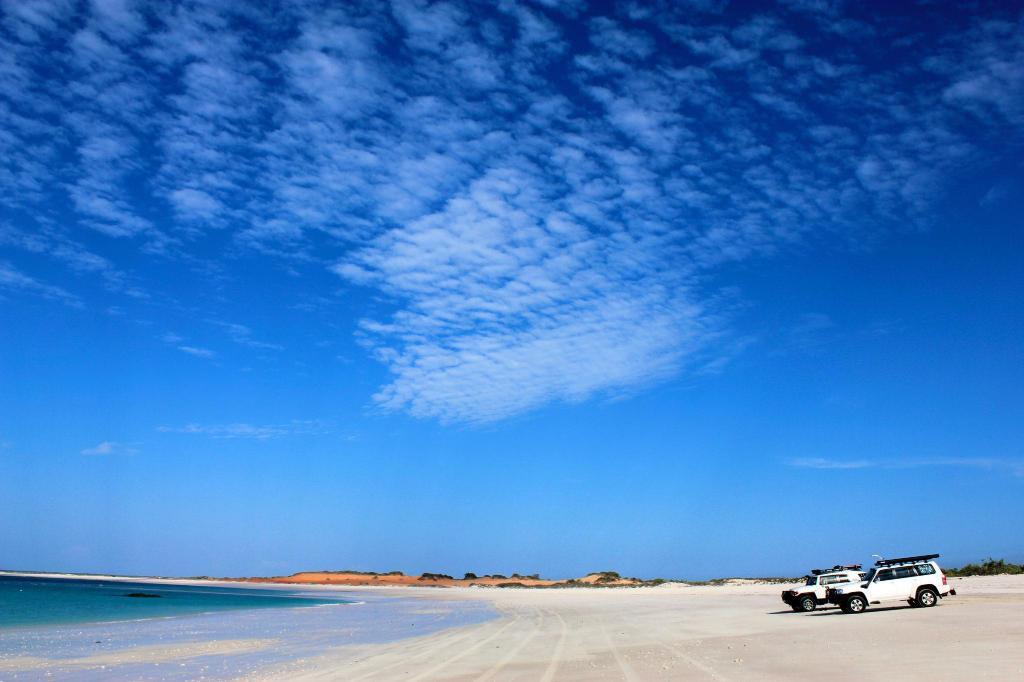 strand Kooljaman at Cape Leveque