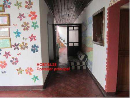 Single Bed in Dormitory Room Hostal 25