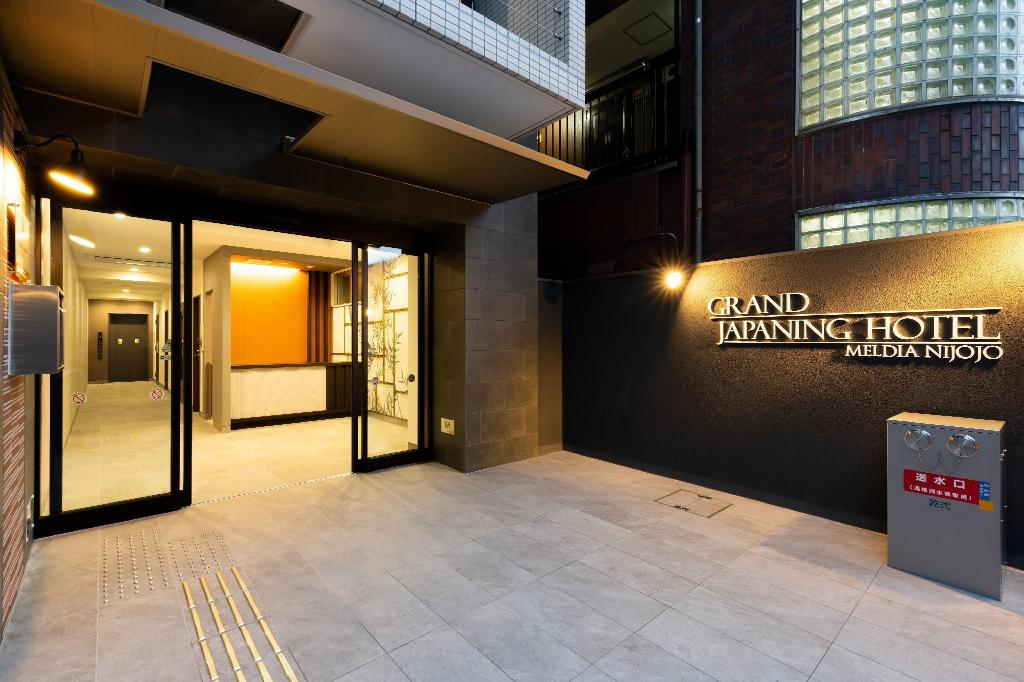 More about GRAND JAPANING HOTEL MELDIA Nijojo