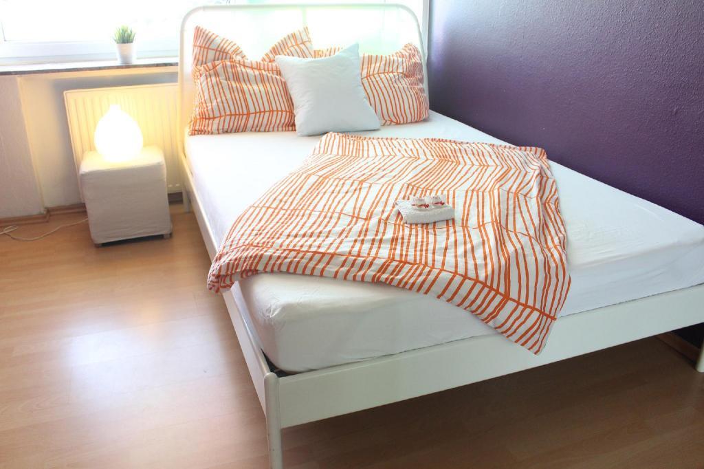 Das Apartment (55 m²), 1 Schlafzimmer und 1 eigene Badezimmer in ...