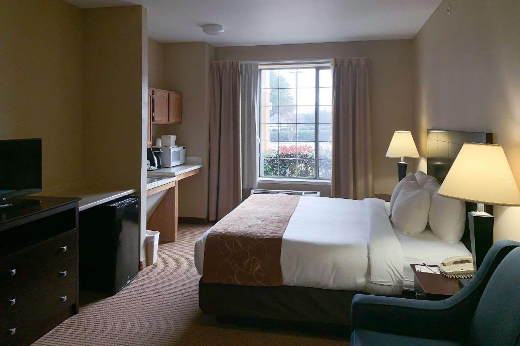 1 King Bed, Suite, Non-Smoking - Suite room Comfort Suites Near Alliance
