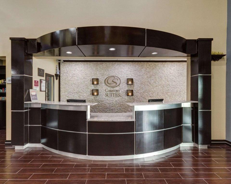 Lobby Comfort Suites Lake Ray Hubbard