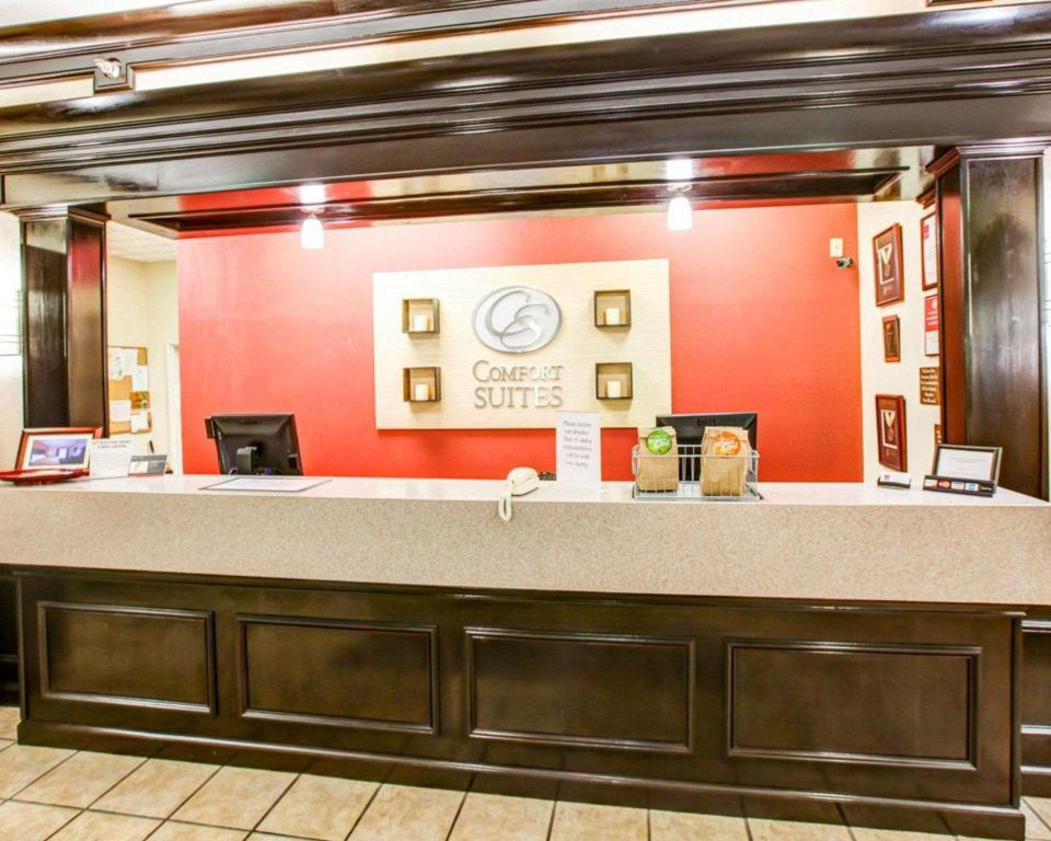 Lobby Comfort Suites At Rivergate Mall Goodlettsville