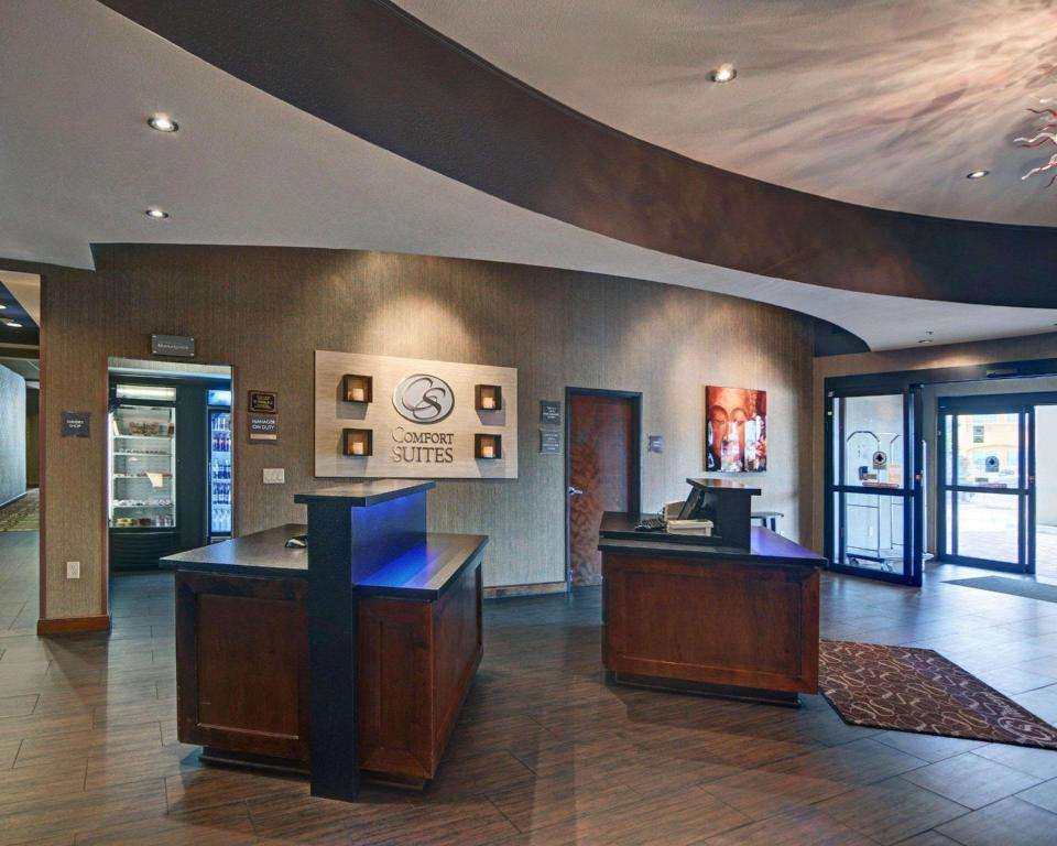 Lobby Fairfield Inn and Suites by Marriott Fort Worth Northeast