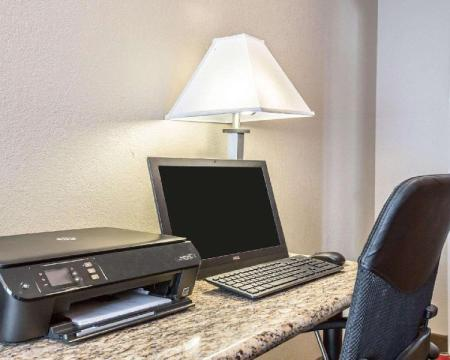 Business center Quality Inn Buellton - Solvang